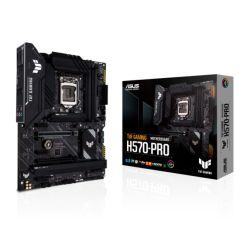 Asus TUF GAMING H570-PRO, Intel H570, 1200, ATX, 4 DDR4, HDMI, DP, 2.5G LAN, RGB, 3x M.2