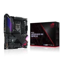Asus ROG MAXIMUS XII APEX, Intel Z490, 1200, ATX, 2 DDR4, XFire/SLI, AX Wi-Fi, 2.5G LAN, RGB Lighting, M.2