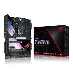 Asus ROG MAXIMUS XII FORMULA, Intel Z490, 1200, ATX, 4 DDR4, XFire/SLI, AX Wi-Fi, 10GB & 2.5GB LAN, M.2