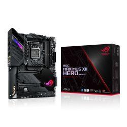 Asus ROG MAXIMUS XII HERO (WI-FI), Intel Z490, 1200, ATX, 4 DDR4, XFire/SLI, HDMI, AX Wi-Fi, 5G LAN, M.2