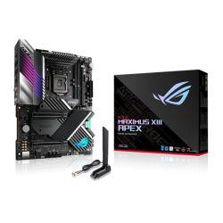 Asus ROG MAXIMUS XIII APEX, Intel Z590, 1200, ATX, 2 DDR4, SLI, AX Wi-Fi, 2.5G LAN, Overclockers Toolkit, RGB, 4x M.2