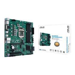 Asus PRO Q470M-C/CSM - Corporate Stable Model, Intel Q470, 1200, Micro ATX, 4 DDR4, VGA, HDMI, 2 DP, LPC Header, M.2