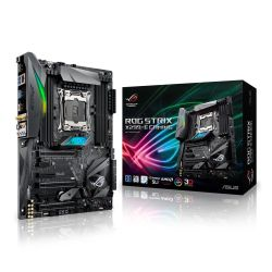 Asus ROG STRIX X299-E GAMING, Intel X299, 2066, ATX, 8 DDR4, SLIXFire, Wi-Fi, RGB Lighting, M.2