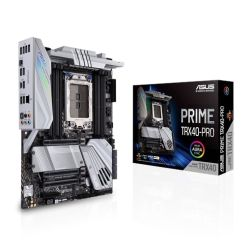 Asus PRIME TRX40-PRO, AMD TRX40, sTRX40, ATX, 8 DDR4, XFire/SLI, RGB Lighting, M.2, Robust Power Design