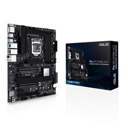 Asus PRO WS W480-ACE, Workstation, Intel W480, 1200 (Xeon W CPUs), ATX, HDMI, DP, XFire, GB & 2.5G LAN, Thunderbolt3, M.2