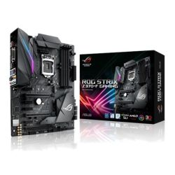 Asus ROG STRIX Z370-F GAMING, Intel Z370, 1151, ATX, 4 DDR4, XFireSLI, DVI, HDMI, DP, RGB Lighting