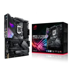Asus ROG STRIX Z390-E GAMING, Intel Z390, 1151, ATX, 4 DDR4, XFire/SLI, HDMI, DP, RGB Lighting, M.2