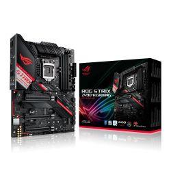 Asus ROG STRIX Z490-H GAMING, Intel Z490, 1200, ATX, 4 DDR4, XFire, HDMI, DP, 2.5G LAN, M.2