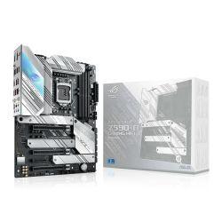 Asus ROG STRIX Z590-A GAMING WIFI, Intel Z590, 1200, ATX, 4 DDR4, HDMI, DP, AX Wi-Fi, 2.5G LAN, RGB, 3x M.2