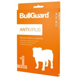 Bullguard Antivirus 2017 Retail, 1 User 1 Licence, 1 Year, Windows Only
