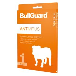 Bullguard Antivirus 2018 Retail, 1 User (10 Licences), 1 Year, Windows Only