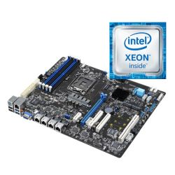 *SOFT BUNDLE* Asus P10S-E4L Workstation Bundle With Xeon E3-1220 V5 CPU