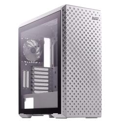 ADATA XPG Defender Pro ARGB Gaming Case w/ Glass Window, E-ATX/EEB, Mesh Front w/ ARGB Strips, 3 ARGB Fans, ARGB Controller, White