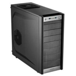 Antec One Gaming Case, ATX, Mesh, No PSU, USB 3.0, Tool-less, Black