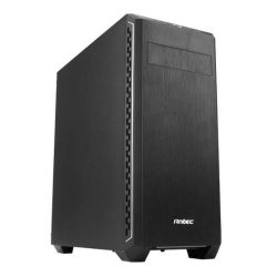 Antec P7 Elite Performance Silent ATX Case, No PSU, Sound Dampening, 2 Fans, Black