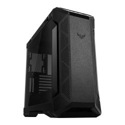 Asus TUF Gaming GT501VC Gaming Case with Window, E-ATX, No PSU, Tempered Smoked Glass, No Fans included
