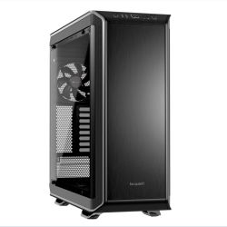 Be Quiet! Dark Base Pro 900 Gaming Case, E-ATX, No PSU, Tool-less, 3 x SilentWings 3 Fans, LEDs, Wireless Charger, Black & Silver