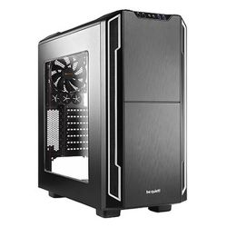 Be Quiet! Silent Base 600 Gaming Case with Window, ATX, No PSU, Tool-less, 2 x Pure Wings 2 Fans, Silver