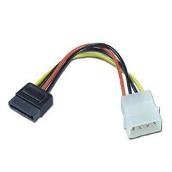 Spire Molex to SATA Power Converter, 20cm