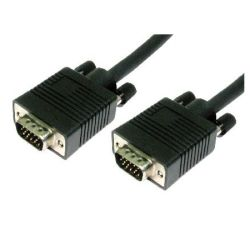 Spire VGA Cable, Male To Male, 2 Metres
