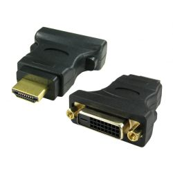 Spire HDMI Male to DVI Female Converter Dongle