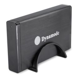Dynamode External 3.5 SATA Hard Drive Caddy, USB 3.0, External Power