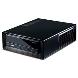 "Antec ISK 300-150 Mini ITX Desktop Case, 150W, Quiet Fan, USB 3.0, eSATA, 2 x 2.5"", Black"