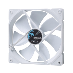 Fractal Design Dynamic X2 GP-14 14cm Case Fan, Long Life Sleeve Bearing, Counter-balanced Magnet, 1000 RPM, White