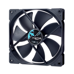 Fractal Design Dynamic X2 GP-14 PWM 14cm Case Fan, Long Life Sleeve Bearing, Counter-balanced Magnet, 1700 RPM, Black