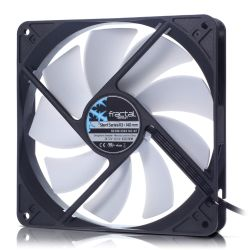 Fractal Design Silent Series R3 14cm Case Fan, 9 Blades, Rifle Bearing, 1000 RPM