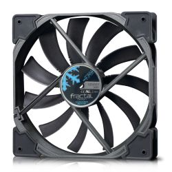 Fractal Design Venturi HF-14 14cm Case Fan, Fluid-Dynamic Bearing, Counter-balanced Magnet, 1200 RPM, Black