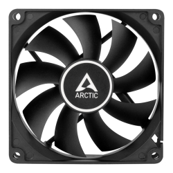 Arctic F8 8cm PWM PST Case Fan, Black, 9 Blades, Fluid Dynamic, 300-2000 RPM, 6 Year Warranty