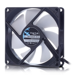Fractal Design Silent Series R3 9cm Case Fan, 7 Blades, Rifle Bearing, 1500 RPM