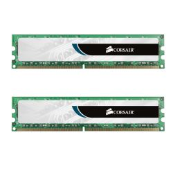 Corsair Value Select 16GB Kit 2 x 8GB, DDR3, 1600MHz PC3-12800, CL11, DIMM Memory