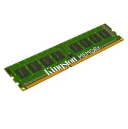 Kingston 2GB, DDR3, 1333MHz PC3-10600, CL9, DIMM Memory, Single Rank