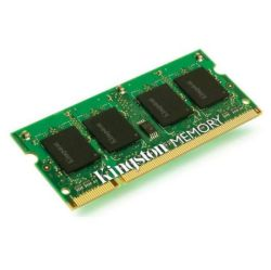 Kingston 2GB, DDR3, 1333MHz PC3-10600, CL9, SODIMM Memory, Single Rank