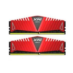 ADATA XPG Z1 Red 16GB Kit 2 x 8GB, DDR4, 4133MHz PC4-33000, CL19, XMP 2.0, DIMM Memory