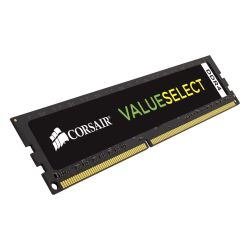 Corsair Value Select, DDR4, 4GB, 2400MHz PC4-2400, CL16, DIMM Memory