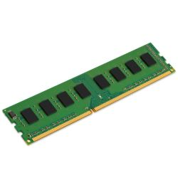 Kingston 4GB, DDR4, 2400MHz PC4-19200, CL17, DIMM, Memory, Single Rank