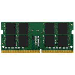 Kingston 4GB, DDR4, 2400MHz (PC4-19200), CL17, SODIMM Memory, 512x64