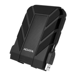 ADATA 2TB HD710 Pro Rugged External Hard Drive, 2.5, USB 3.1, IP68 WaterDust Proof, Shock Proof, Black