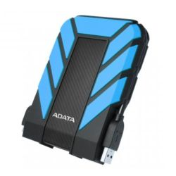 ADATA 2TB HD710 Pro Rugged External Hard Drive, 2.5, USB 3.1, IP68 WaterDust Proof, Shock Proof, Blue