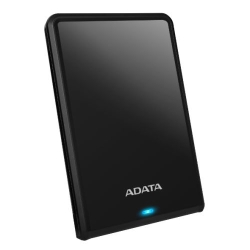"ADATA 4TB HV620S Slim External Hard Drive, 2.5"", USB 3.2, 11.5mm Thick, Black"