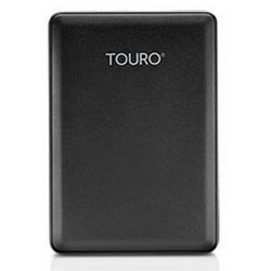 HGST 500GB Touro Mobile External Hard Drive, 2.5, USB 3.0, Black