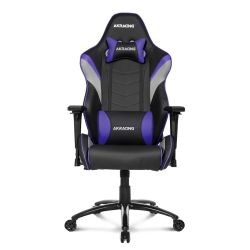 AKRacing Core Series LX Gaming Chair, Black & Indigo, 510 Year Warranty