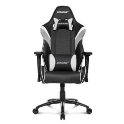 AKRacing Core Series LX Gaming Chair, Black & Grey, 510 Year Warranty