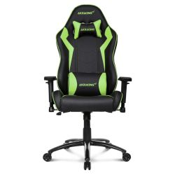 AKRacing Core Series SX Gaming Chair, Black & Green, 510 Year Warranty