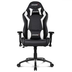 AKRacing Core Series SX Gaming Chair, Black & Grey, 510 Year Warranty