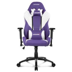 AKRacing Core Series SX Gaming Chair, Lavender, 510 Year Warranty