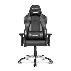 AKRacing Masters Series Premium Gaming Chair, Carbon Black, 510 Year Warranty
